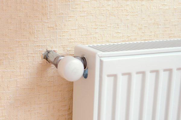 controlar el consumo de calefacción