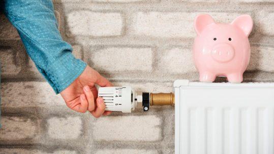 controlar el gasto en calefacción