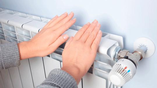 Cuándo instalar repartidores de costes de calefacción